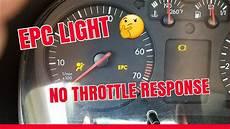 Audi A4 Epc Light Vw 1 8t Epc Light Fix No Throttle Response Jetta 1 8t