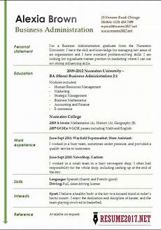 Example Of A Resume Resume Examples By Industry And Job Title Business