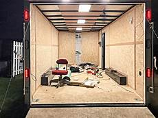Enclosed Trailer Interior Led Light Kit 12v Led Panel Light For Vehicles Trailers 1x2 3 000