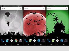 Top 10 Best Halloween Icon Pack & Wallpaper Android Apps