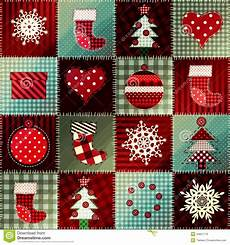cozy pattern patchwork seamless background
