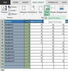 Attendance Maker How To Create A Basic Attendance Sheet In Excel