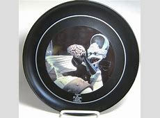 Dr. Finklestein collectors plate from our Nightmare Before