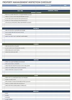 Property Management Takeover Checklist 18 Free Property Management Templates Smartsheet