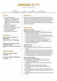 Flight Attendant Job Description Resume Sample Flight Attendant Resume Sample Resumekraft