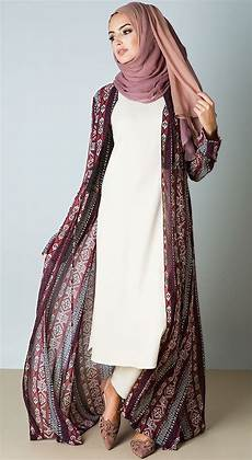 new style of abaya designs 2018 gown fashion for