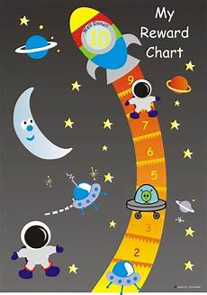 Rocket Ship Reward Chart This Looks Almost Like The Reward Chart I Made For Patric