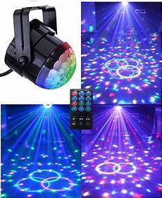 Disco Party Lights Dvd Comwinn Disco Lights Sound Activated Strobe Light Disco