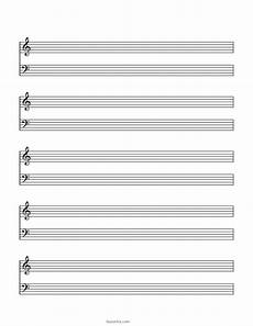 Print Blank Sheet Music Blank Sheet Music Paper Grand Staff Blank Sheet Music