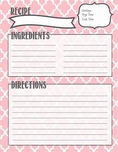 Homemade Recipe Cards Making It In The Mitten Search Results For Recipe Binder
