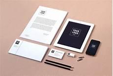 Branding Mock Up Branding Identity Mockup Vol 8 Graphicburger