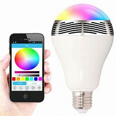 Medion Audio Led Light Bulb Speaker Jbl 01 Smart Led Bulb Lamp With Bluetooth Speaker E27 Base