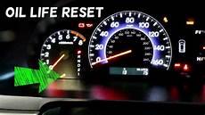 Honda Odyssey Engine Light Honda Odyssey Oil Life Reset 2005 2006 2007 2008 2009 2010