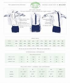 Slim Fit Shirt Size Chart Uk Men S Dress Shirt Fit Guide Brooks Brothers