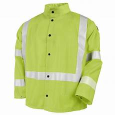 safety coats welding welding jackets safety welding jacket with fr reflective