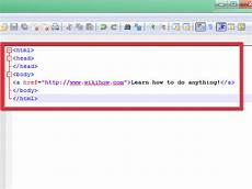 Create Hyperlink Html How To Add A Hyperlink With Html 8 Steps With Pictures