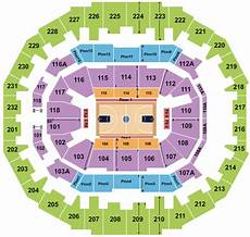 Fedex Seating Chart Fedexforum Seating Chart Amp Maps Memphis