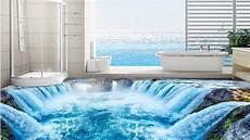 Floor Design Unique 3d Bathroom Floor Designs You Ll