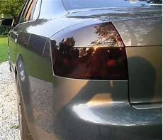 Audi A4 Smoked Lights 02 05 Audi A4 S4 Smoke Light Precut Tint Cover Smoked