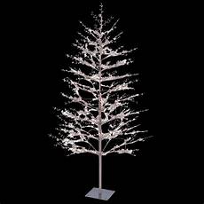 Home Depot Trees With Lights Ge 5 Ft Brown Winter Berry Branch Tree With C4 Color