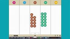 Place Value Chart With Disks Introducing Decimals With Place Value Disks Youtube