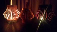 Making Diwali Lights Diwali Decoration How To Make A Paper Night Lamp