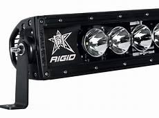 Rigid Led Lights Rigid Radiance Series Led Light Bars 10 50in Camburg