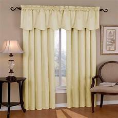 Blackout Design Eclipse Blackout Canova Blackout Ivory Curtain Panel 95
