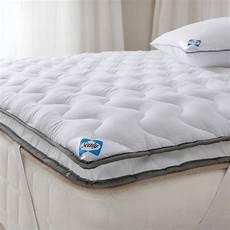 select balance dual layer mattress topper brandalley