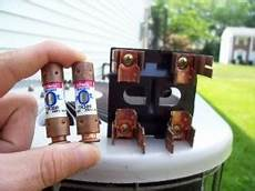 How Do You Change A Fuse In Christmas Lights How To Replace Air Conditioning Fuses