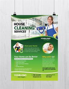 Cleaning Flyer Template Cleaning Services Download Free Psd Flyer Template
