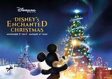Disney World Christmas Lights Dates New Details Released For Disney S Enchanted Christmas At