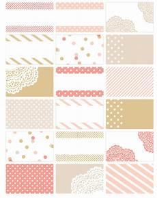 Printable Party Designs Chic Party Label Printables By Falala Designs Free