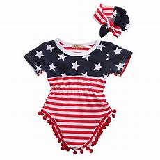 patriotic baby clothes mothballs lovely american flag baby clothing newborn baby