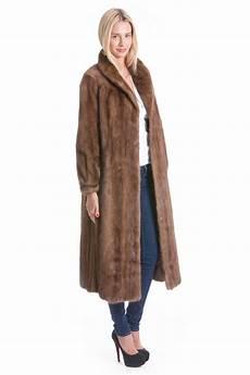buy luxury mink coat pastel brown genuine fur coat