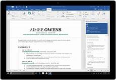 How To Do A Resume On Word Linkedin Just Made Writing Your Resume In Microsoft Word A