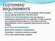 Customer Service Requirements Ppt How To Satisfy Both Internal And External Customers