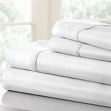 ienjoy home premium ultra soft striped design 4 bed