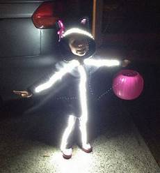 Diy Stickman Light Costume Led Stick Figure Costume