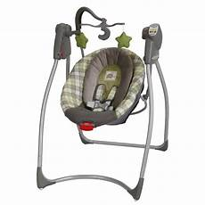 swing baby graco comfy cove lx infant swing