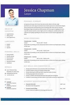 Resume Cv Sample Chapman Lawyer Cv Resume Template 64868