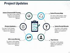 Powerpoint Update Template Project Updates Ppt Images Powerpoint Templates