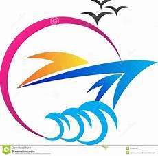 Shipping Logo Ship Logo Stock Vector Illustration Of Icon Element