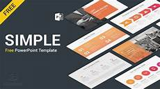 Free Templates Powerpoint Download Simple Free Powerpoint Presentation Template Free