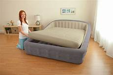 intex 67972 king size bed with electric air