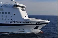 nave la suprema grandi navi veloci nave suprema traghetti