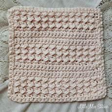 miss stitcher 5 free crochet dishcloth patterns