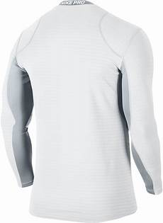 sleeve compression shirt soteer lyst nike pro warm sleeve compression shirt in