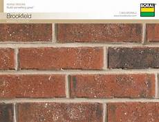 Boral Brick Chart Boral Brick Brookfield King Extruded Red Light Texture