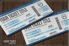 Ticket Making Template Sample Blank Ticket Template 7 Documents In Psd Pdf